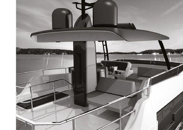 Cranchi T55 Trawler image