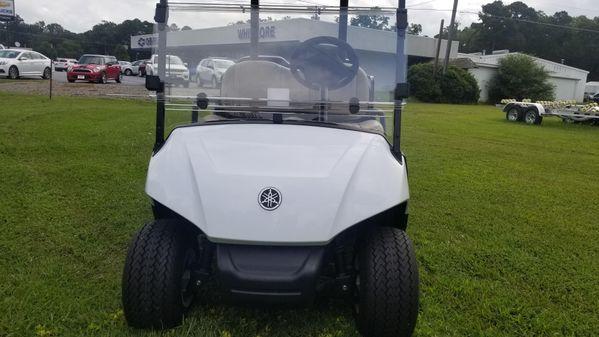 Yamaha Outboards Golf Car image