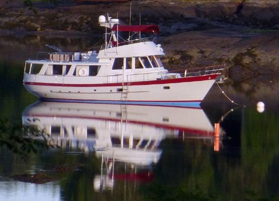 Fantail 50 Pilothouse Trawler With Flybridge - main image