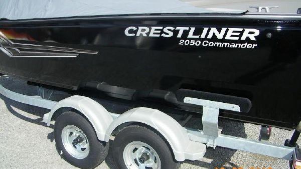 Crestliner 2050 Commander