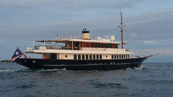 Bilgin Motor Yacht PROFILE