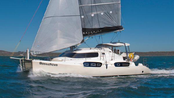 Maverick Yacht 440 Custom, owner version
