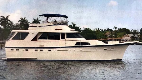 Hatteras Motor Yacht Classic