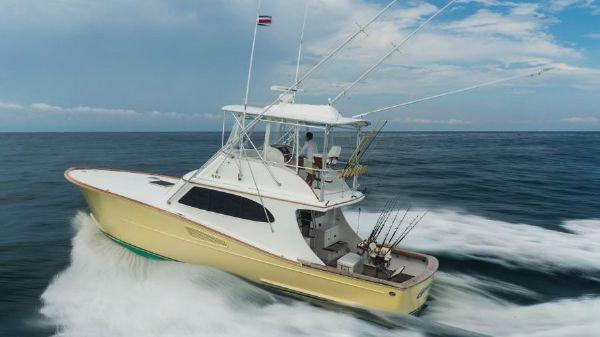Maverick Yachts Costa Rica 45 Flybridge