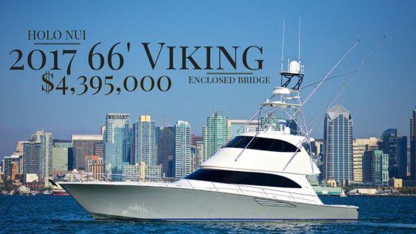 Viking Enclosed Bridge