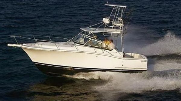 Luhrs 31 Express IPS Profile
