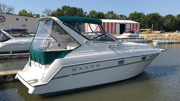 Maxum 2700 SCR 1996 Maxum 27 SCR