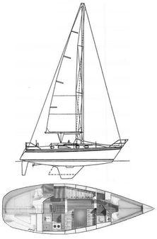 Hunter 31 image