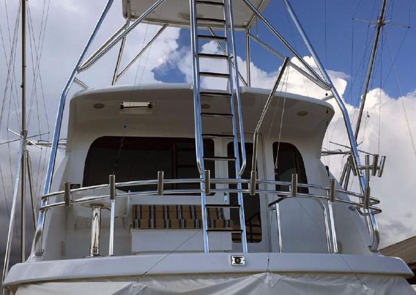 Hatteras 68 Convertible image