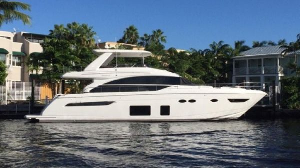 Princess 68 Viking