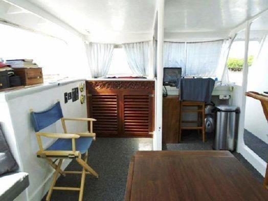 1977 Spronk Custom Catamaran Broker Brokerage