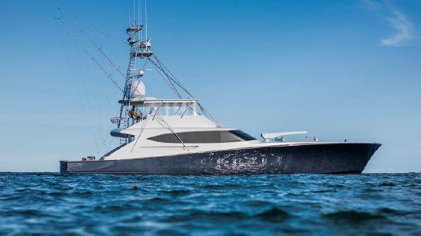 Yachting Developments 90' Satu