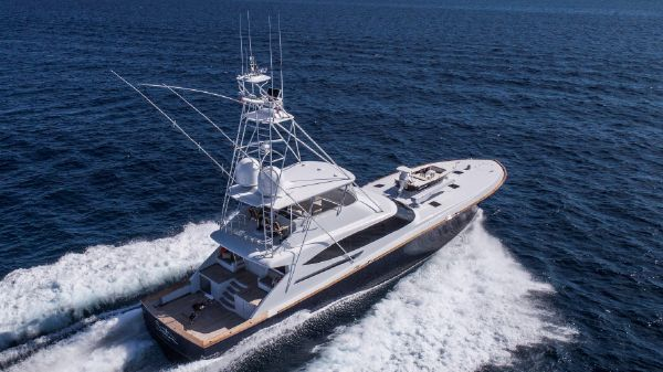 Custom Convertible Luxury Sportfish