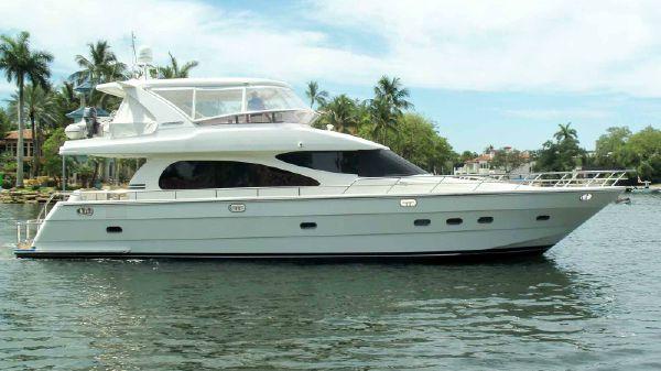 Horizon Sport Yacht