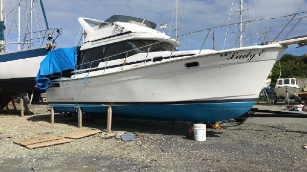 Bayliner 3288 Flybridge 1991 Bayliner 3288 Flybridge