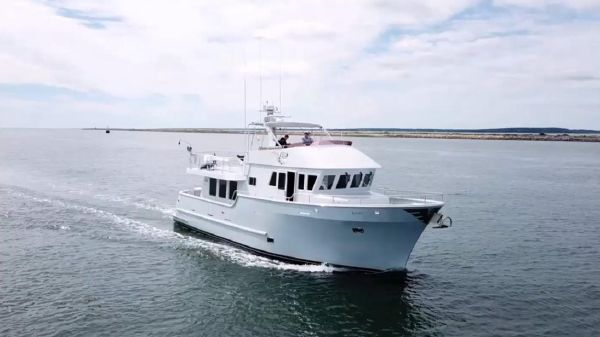 Northern Marine 5700 Expedition Trawler