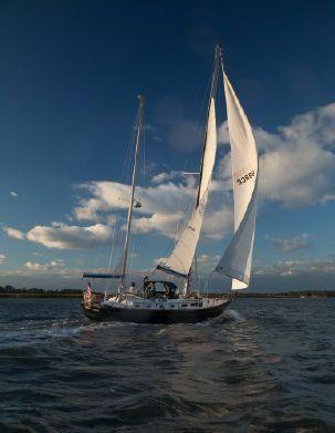 1984 Bristol Yachts 477