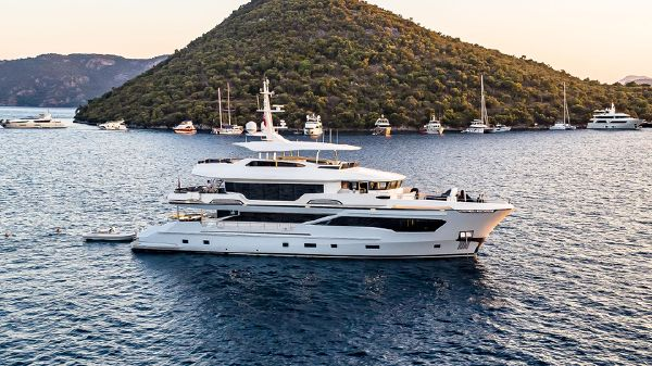 AVA Yachts M/Y Kando / Kando110 Series