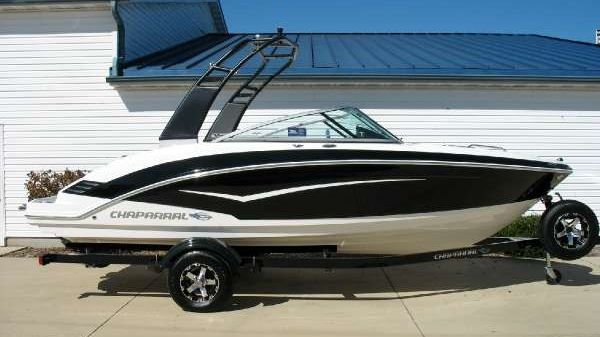 Chaparral Vortex 203 VR 2017 Chaparral Vortex 203 VR at Yachts to Sea
