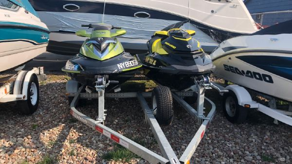 Sea-Doo RXT and GTR215