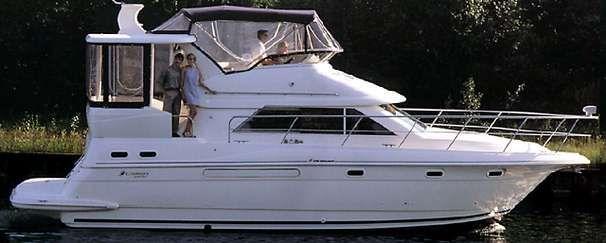 1999 Cruisers Yachts 3750 Motoryacht Brick, New Jersey - Cast Off