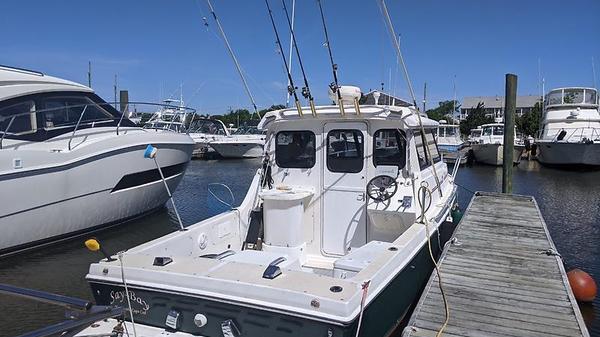 Magna Marine 270 SE