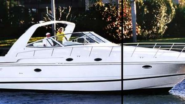Cruisers Yachts 3870 Express Manufacturer Provided Image