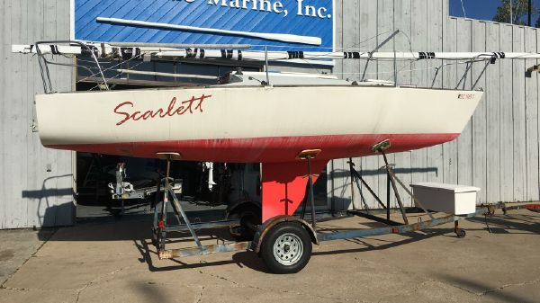 J Boats J 24