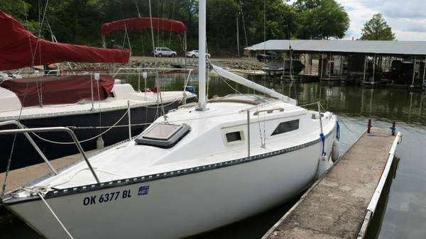 Hunter Marine 22
