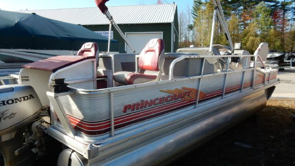Princecraft Sport Fisher 20