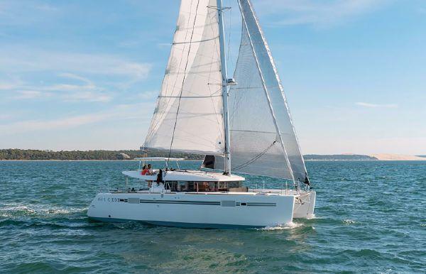 2018 Lagoon 450S