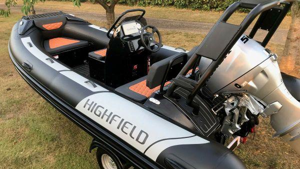 Highfield Sport 420