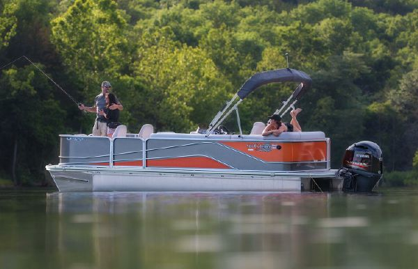 2020 SunCatcher V322 Fish & Cruise