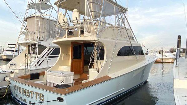 Hines-Farley Sport Fisherman