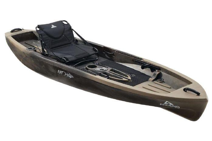 2018 Ascend 10t Sit On Top Camo Norris Marine