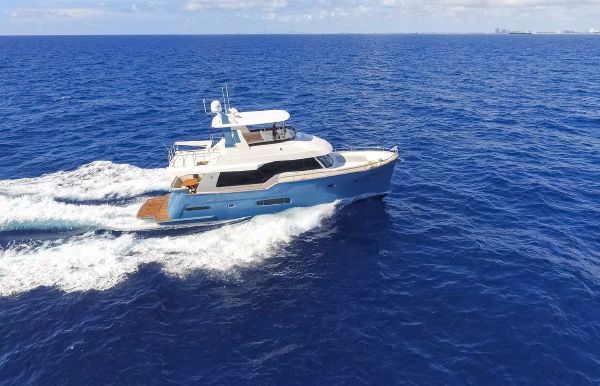 2020 Outer Reef Trident 620
