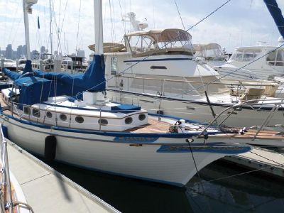 1978 Brewer<span>Ketch 45</span>