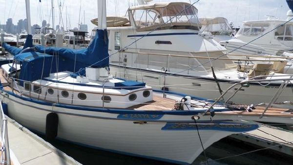 Brewer Ketch 45