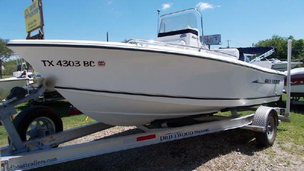 Sea Hunt 177 CC