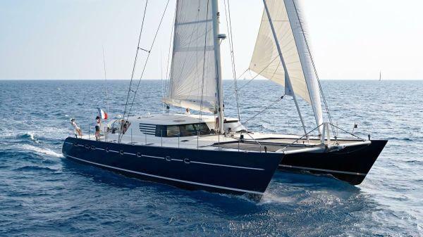 JFA Yachts catamaran