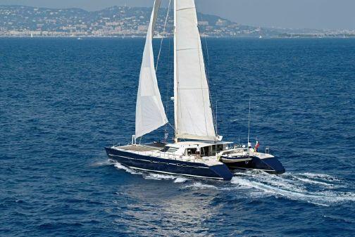 JFA Yachts catamaran image