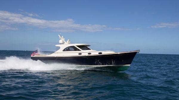 San Juan Fast Cruiser PILAR