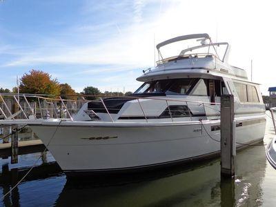 1988 Chris-Craft<span>501 Motor Yacht</span>