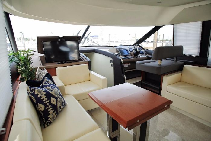 2013 Prestige 550 Fly Sell BoatsalesListing