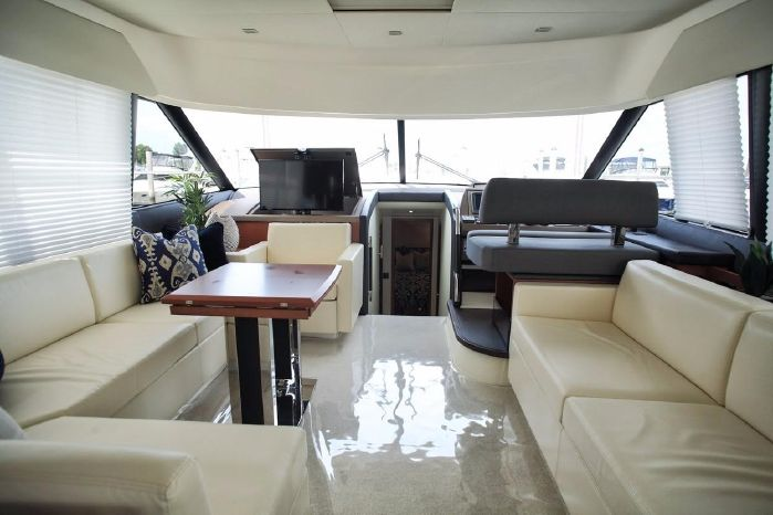 2013 Prestige 550 Fly Sell Brokerage