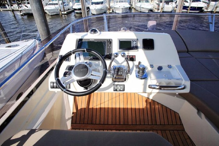2013 Prestige 550 Fly Broker Sell