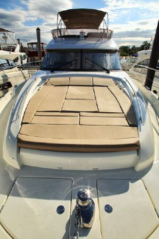 2013 Prestige 550 Fly Broker Massachusetts
