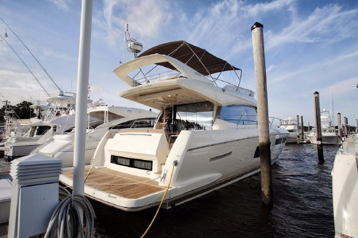 2013 Prestige 550 Fly Purchase Rhode Island