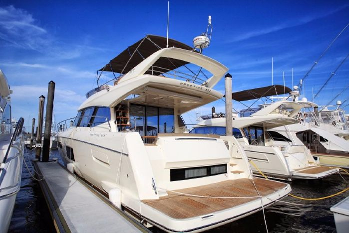 2013 Prestige 550 Fly Purchase Sell