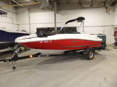 Sea Ray 190 Sport B/R image